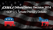 Debate Series: First Round